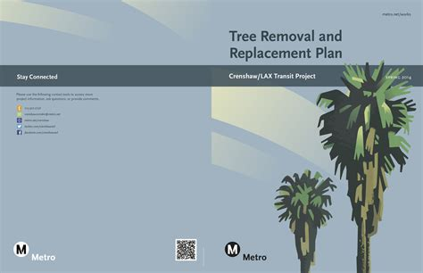 Trees To Be Removed For Crenshaw/lax Line Along Crenshaw