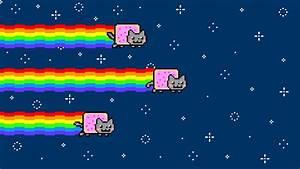 Wallpaper Nyan Cat Gif | Free Download Wallpaper ...