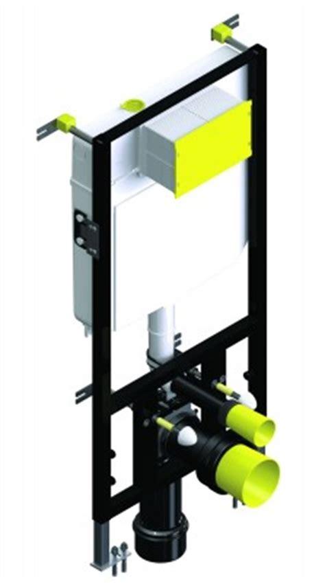 Eca Smooth Gömme Rezervuar Duvar Önü Set Block Sistem