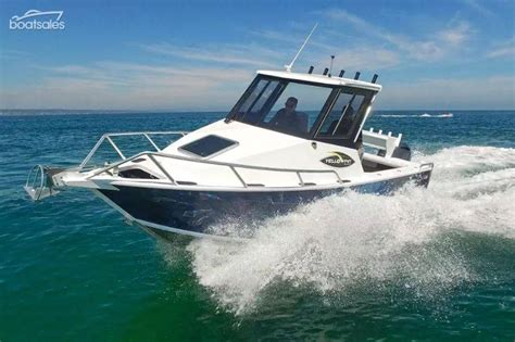 Yellowfin Boats Review by Quintrex Yellowfin 6500 Review Available At Jv Marine World
