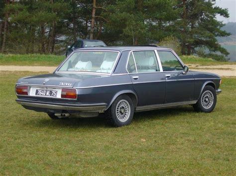 voiture 3 si鑒es auto bmw e3 3 0si la berline sportive des 70 39 s histoire et patrimoine anciennes forum collections