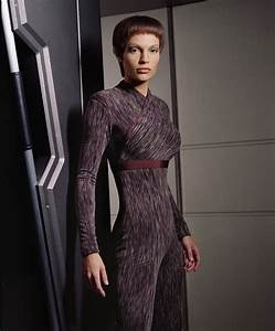 Star Trek: Vulcanology: Jolene Blalock as T'Pol
