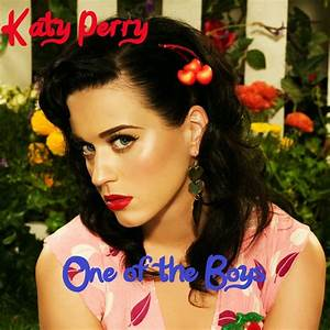 Katy Perry - One of the Boys by plgoldens on DeviantArt