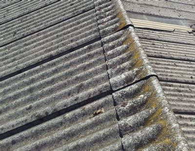 safe   asbestos roof