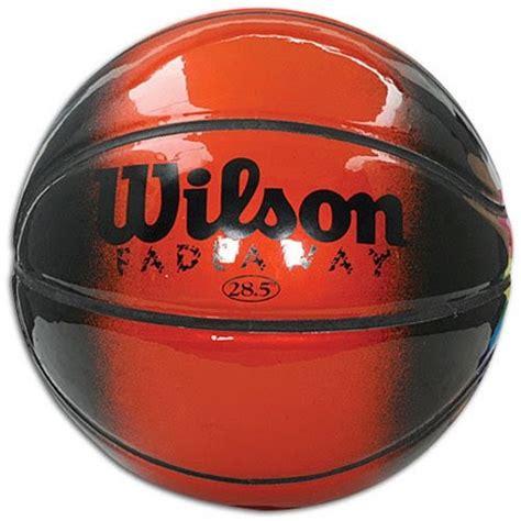 basketball gear wilson womens fadeaway basketball