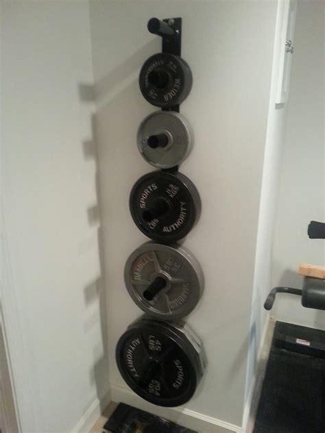 wall mounted weight storage    input bodybuildingcom forums