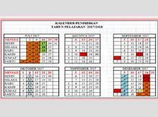 Kalender Pendidikan 20182019 Jenjang TK SD SMP SMA SMK