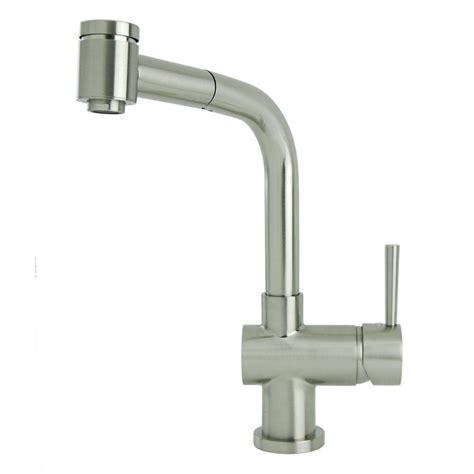 lsh single handle pull  sprayer kitchen faucet