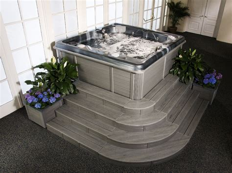 Indoor Tub by Creating The Space For Your Indoor Tub