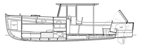 Wooden Utility Boat Plans by Power Outboard Boats Woodenboat Magazine