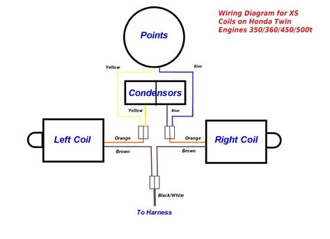 1979 Xs650 Electronic Ignition Wiring Diagram by Wrg 6242 Xs650 Wiring Diagram For 1979