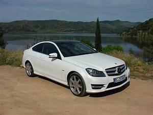 Mercedes Classe C Blanche : mercedes classe c 3 coupe essais fiabilit avis photos prix ~ Maxctalentgroup.com Avis de Voitures