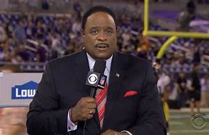 On a solemn CBS pregame show, James Brown made a powerful ...