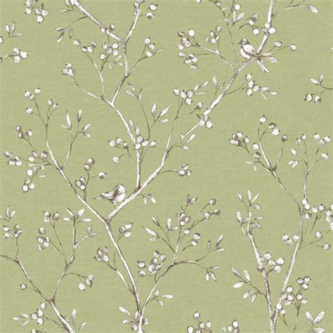 Tadley Branch Wallpaper from Chesapeake Sage Hill