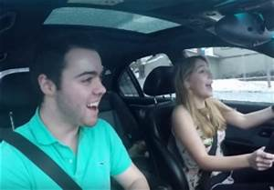 Vehicle Virgins Teaching His Girlfriend How To Drive ...