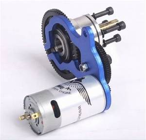 Electric Starter For Dle55 Da50 Da60 Eme55 Eme60 Dla5 Gasoline Engine Fixed Wing