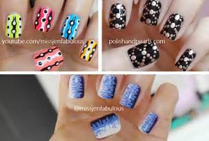 Nail art for beginners polish and pearls by jenny claire fox