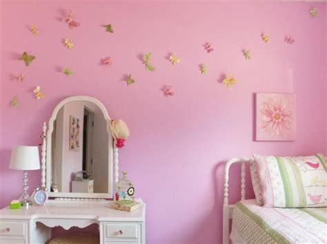 Home Interior Butterflies : Butterfly Wallpaper For Girls Room