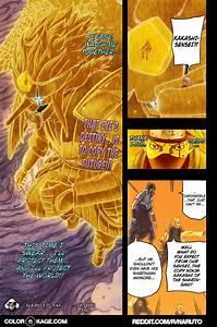 Naruto 688 - Kakashi's Scarred Susanoo by Desorienter on ...