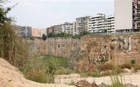 Bari, Un Giardino A Terrazze Nella Cava Di Maso Distrutta