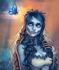 Corpse Bride by tbdoll on DeviantArt
