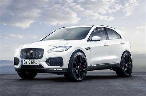 jaguar  pace  compact suv    selling