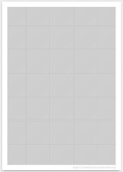 fogli a quadretti da stare pdf foglio quadretti