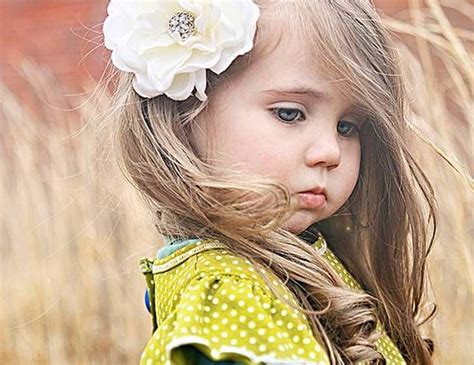 Long Wavy Hairstyles For Toddler Girls