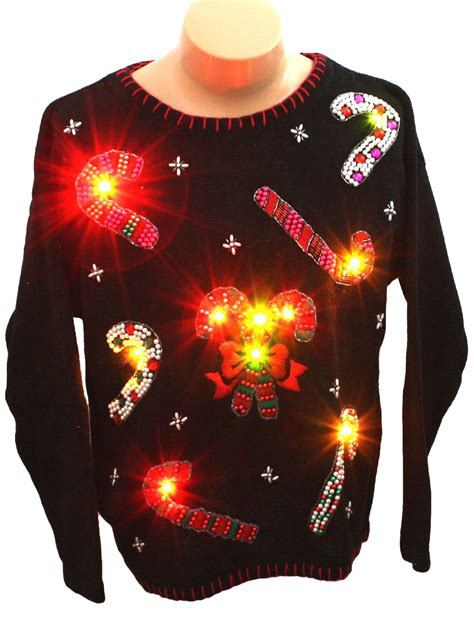 light up ugly sweater light up ugly christmas sweater victoria jones unisex
