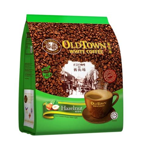 All of see's coffee coffee bean products come from carefully selected highest quality arabica beans and are sold in supermarkets including kim's club (nc departement store, 2001 outlet) and home plus. OLDTOWN White Coffee 3-in-1 Hazelnut Instant Premix (38g x ...
