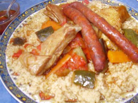 cuisiner un couscous recette couscous royal 750g