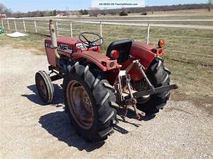 Massey Harris Challenger Tractor Parts Manual MH-P-CHALLENGR