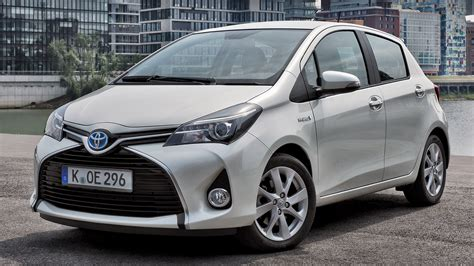 Toyota Yaris Hd Picture by Toyota Yaris Hybrid 2014 Wallpapers And Hd Images Car