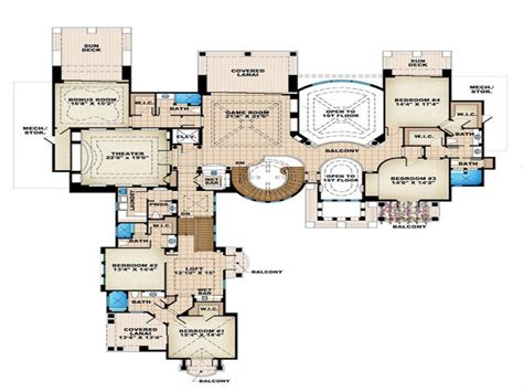 luxury house floor plans luxury homes design floor plan modern luxury home designs