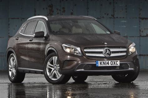 mercedes benz gla review  autocar