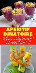 Idée Apéro Dinatoire Pas Cher : id es recettes pour un aperitif dinatoire r ussi ~ Melissatoandfro.com Idées de Décoration