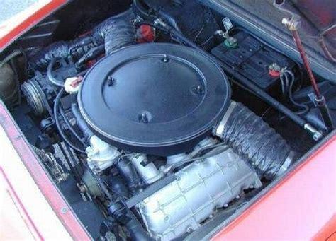 renault alpine a310 engine rare in red 1985 renault alpine a310 v6 bring a trailer
