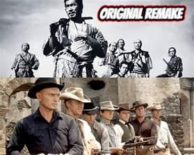 Movie Magnificent Seven Remake