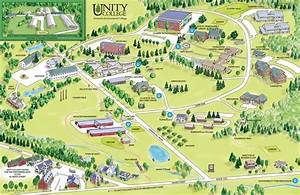 Unity College sees big changes to campus as it turns 50 ...