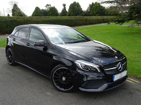 Mercedes clase a amg a 45 s 4matic. Used Cosmos Black Mercedes A200 For Sale   Essex