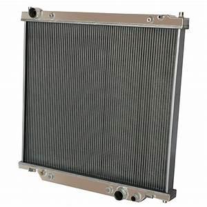 2171 2row Aluminum Radiator For Ford F250 F350 F53