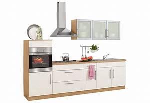 Gebrauchte Küchen Mit E Geräten : k chenzeile aachen mit e ger ten breite 290 cm otto ~ Indierocktalk.com Haus und Dekorationen