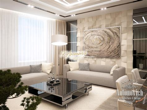 living room   modern style dubai