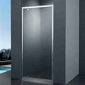 Porte de douche 80 et 90 cm lerida for Porte douche 80