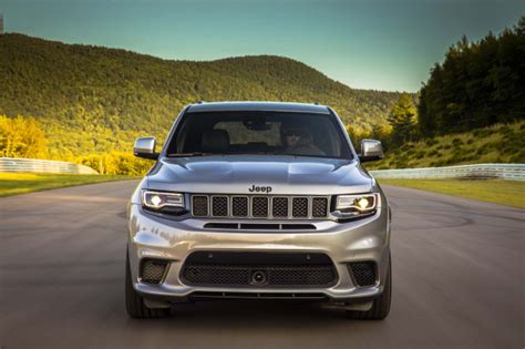 hennessey cooking   hp jeep trackhawk   mph
