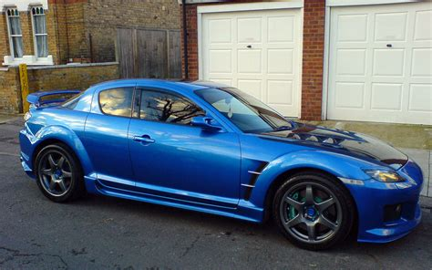 The Gallery For --> Mazda Rx8 Body Kit