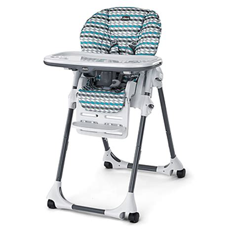 chicco chaise haute chicco chicco polly se highchair vapor
