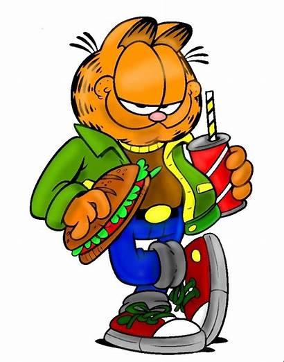 Garfield Cool Cartoon Cat Deviantart Odie Quotes