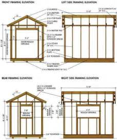 12 x 12 sheds plan diy crafts