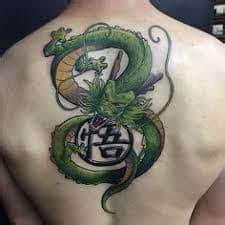 shenron tattoo   ideas  designs